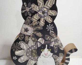 Tuxedo Cat original #1