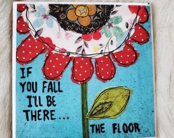 The Floor coaster