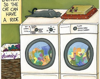 Please Insert Laundry DISCOUNTED PRINTS