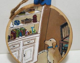 Gourmet Dog ornament