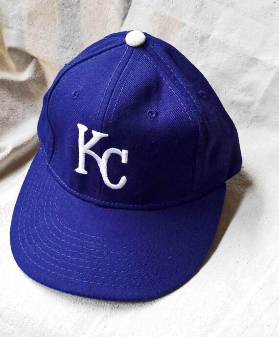 bf5f9208c87b1 Kansas City Royals Baseball Hat Wool Fitted New Era Diamond