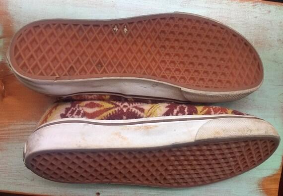 Vans Pendleton Shoes off the Wall Southwestern De… - image 6