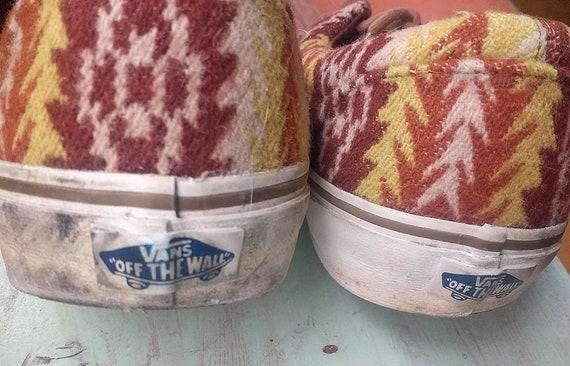 Vans Pendleton Shoes off the Wall Southwestern De… - image 8