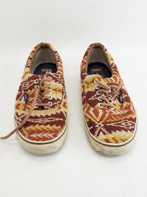 Vans Pendleton Shoes off the Wall Southwestern Des