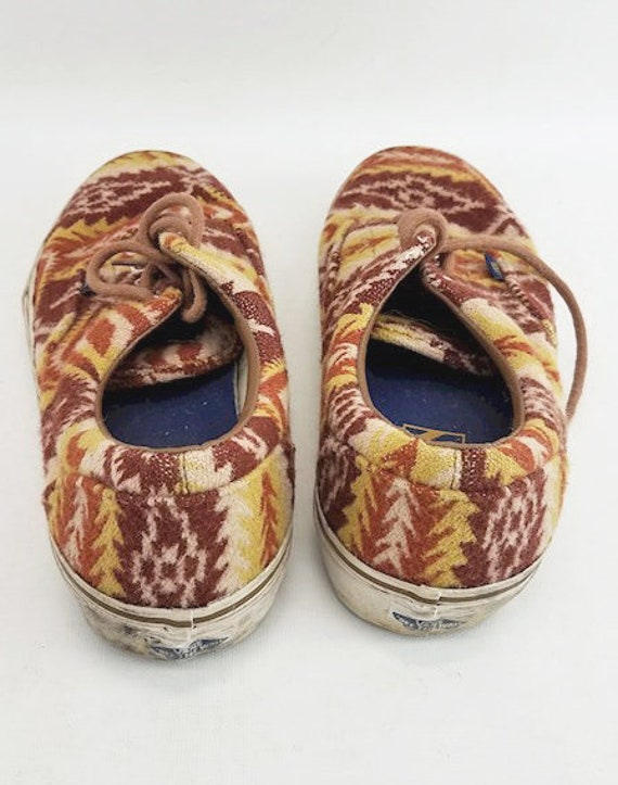 Vans Pendleton Shoes off the Wall Southwestern De… - image 7