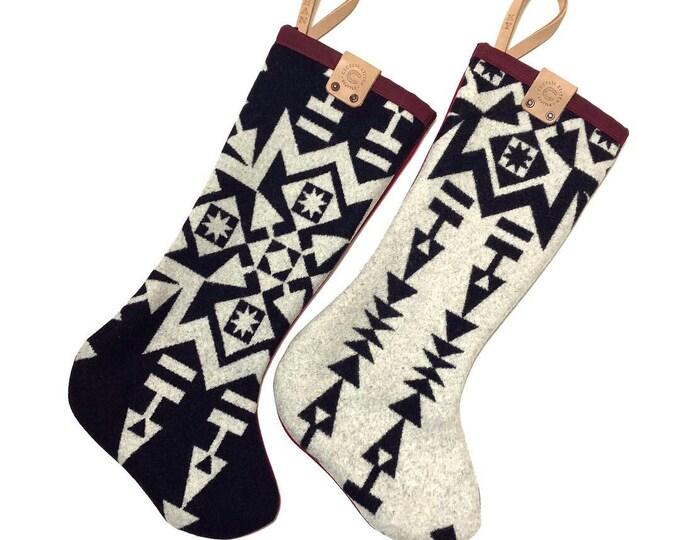 PNW Christmas Stocking
