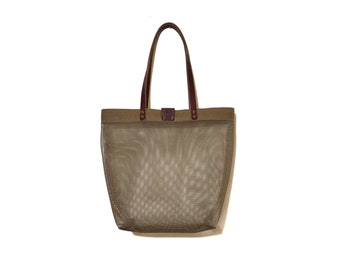 Willa - polyester mesh grocery bag
