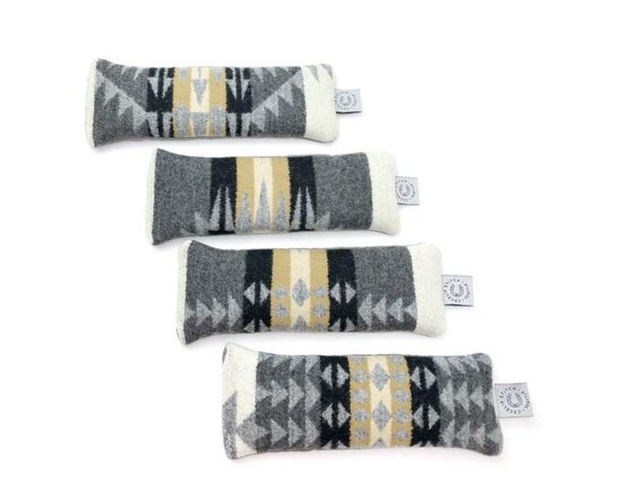 Eye Pillow - made with Pendleton wool