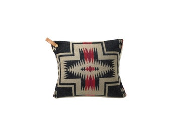 PNW Wool & Canvas Pillow
