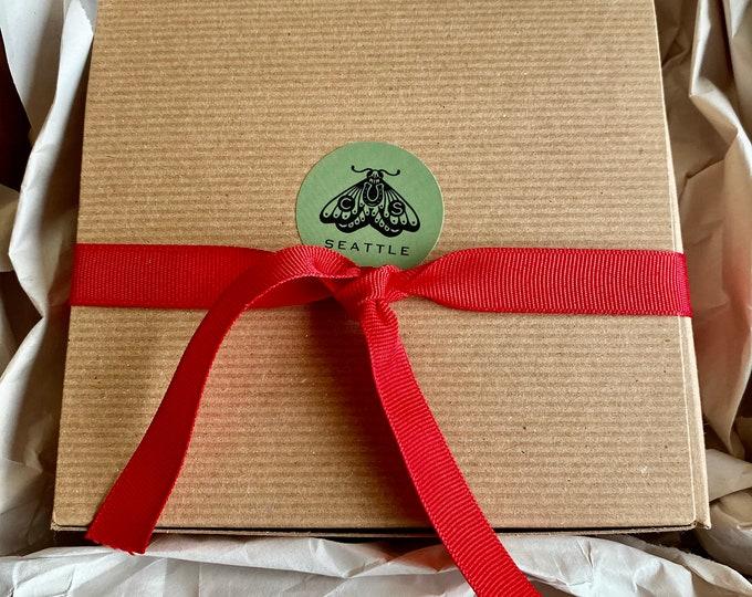 Take Care Gift Package - sleep mask & bath