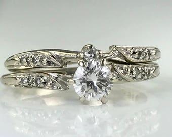 Vintage Bridal Sets Etsy