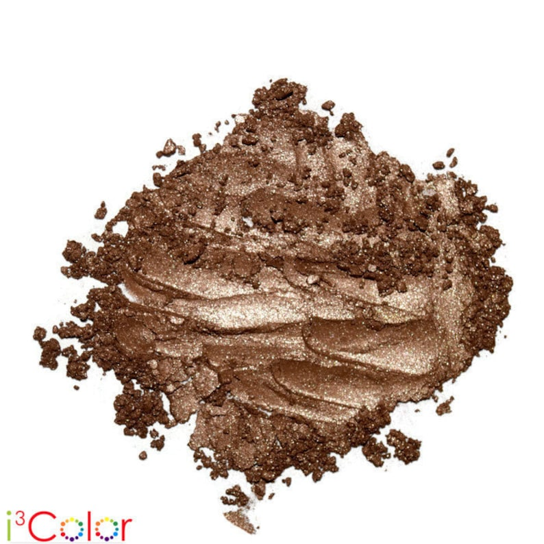 Antique Bronze Mica Pigment Powder for Paints Soap Making image 0