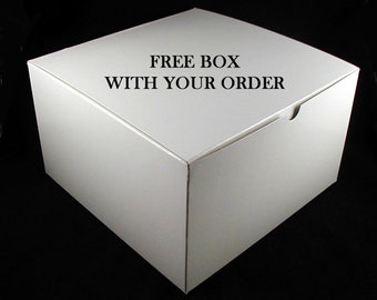 FREE Gift or Storage BOX With Your Order!