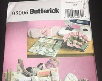 UNCUT Butterick Sewing Pattern B5006-Sewing Accessories One Size