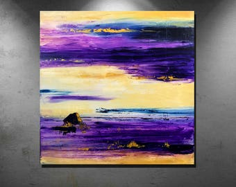 "Title "" October Sky "" Abstract art, Acrylic paintings,"
