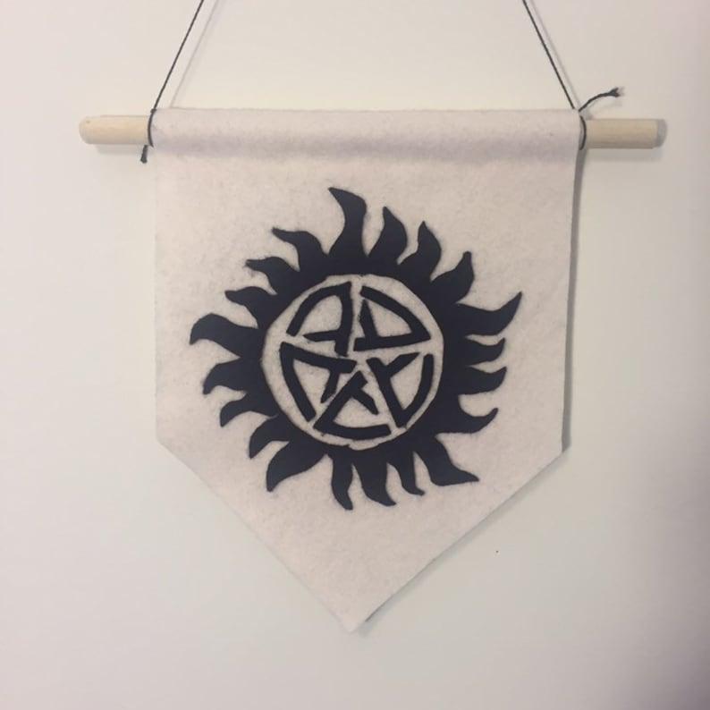 Supernatural Tattoo Banner