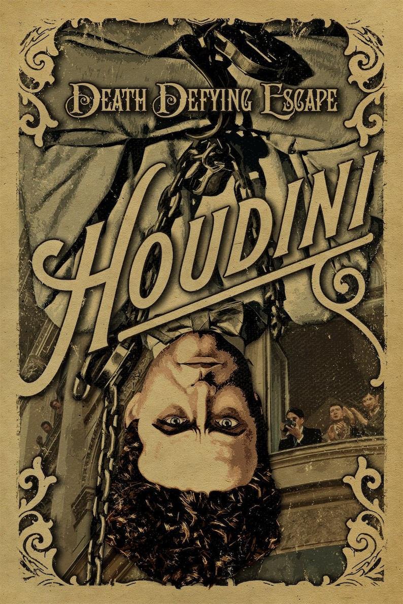 7c50075476 Houdini PosterMagicEscapeDeath DefyingGothEtsy PosterMagicEscapeDeath  DefyingGothEtsy Harry Harry Harry PosterMagicEscapeDeath Houdini  DefyingGothEtsy ...