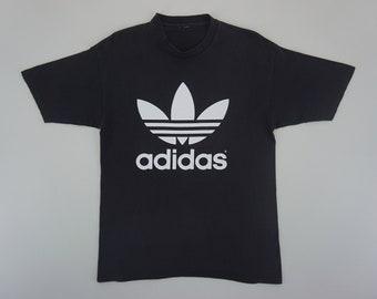 Vintage 80's Adidas Sport Silverado Volleyball Sweatshirt