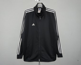 df2dabb1d0 Adidas Jacket Vintage Adidas Training Jacket Men s Size L