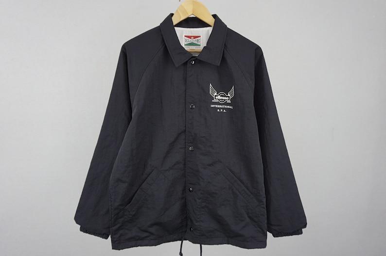 48bfaeef28 Ellesse Jacket Vintage Ellesse Jacket Ellesse Sports Men's Size L