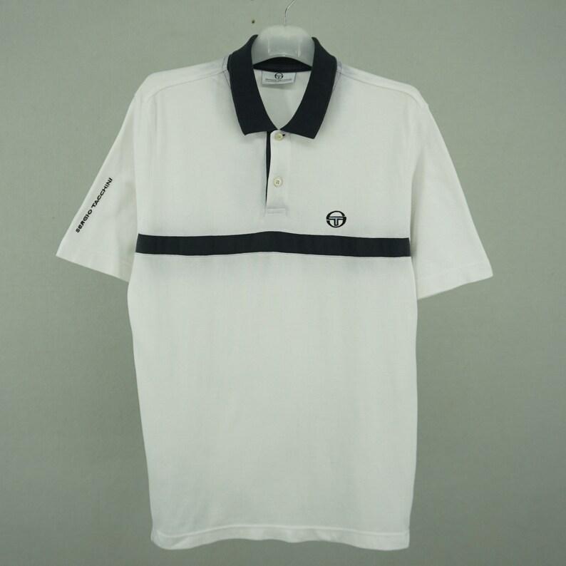 b5356d642d7 Sergio Tacchini Shirt Vintage Sergio Tacchini Polo Shirt