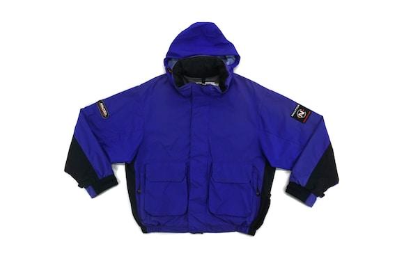 Nautica Competition Jacket Men's size S Vintage Na