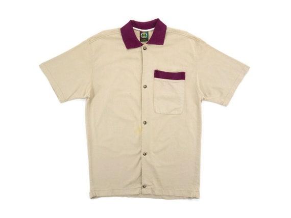 Cross Colours Shirt Mens Size XL 90s Cross Colours
