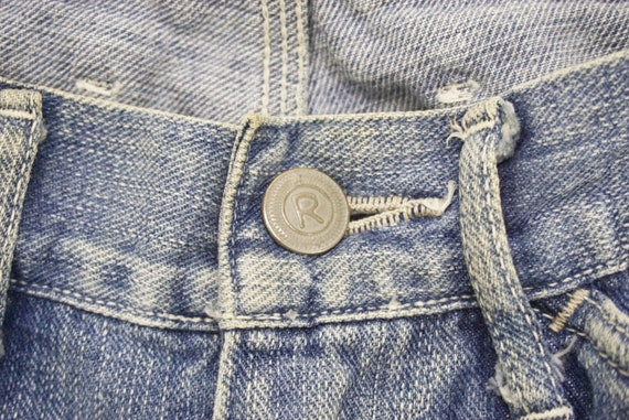 """45Rpm Jeans Size 31"""" 45Rpm Ripped Jeans Japanese … - image 5"""