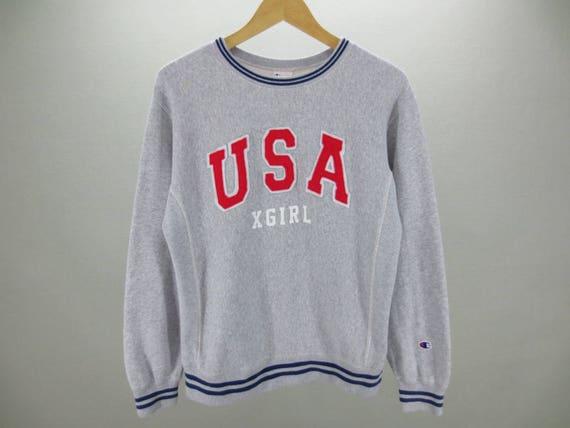 Champion Sweatshirt Vintage Champion Light Gray Reverse Weave  d4f32b6bf9