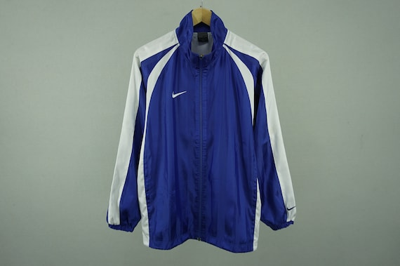 Taille Vent Etsy Vintage Veste Nike Coupe SFq54I