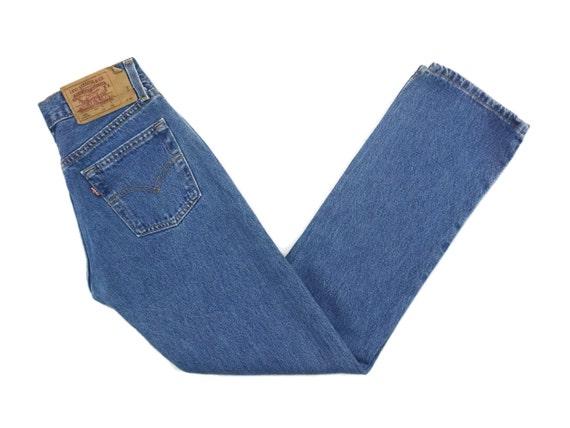 Levis 501 Jeans Size 26 W26xL30.5 90s Levis 501 St