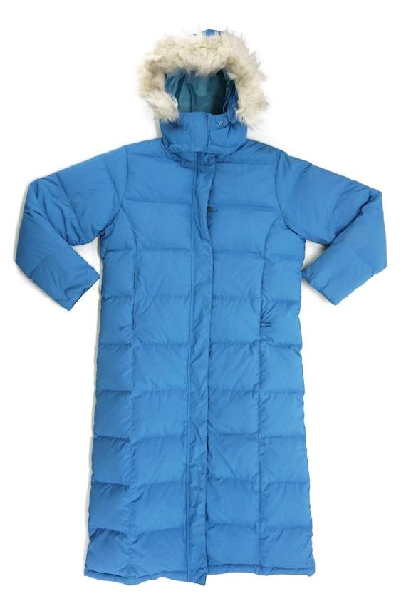 LL Bean Jacket Womens Size M LL Bean Puffer Down J