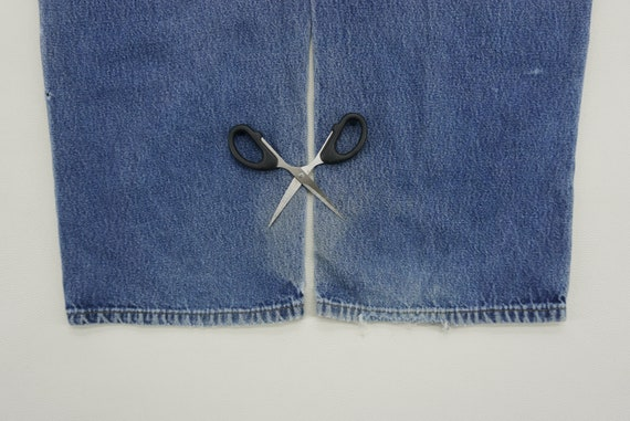 Carhartt Jeans Size 34 W34xL29.5 Carhartt Carpent… - image 10