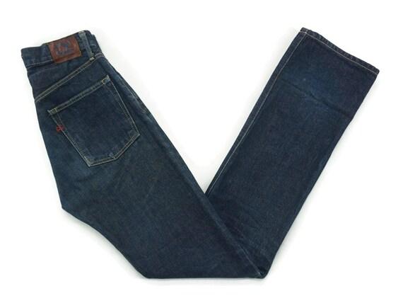 45rpm Jeans Size 28 W27xL35.5 R by 45 Rpm Denim Je