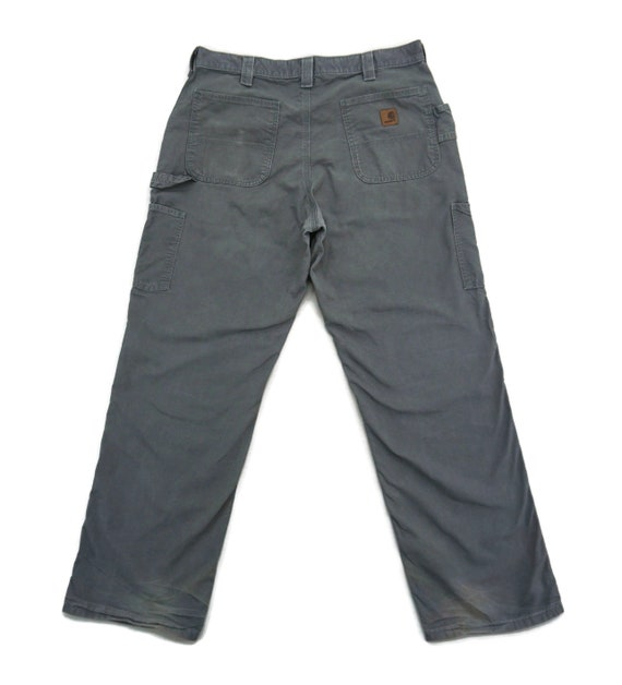 Carhartt Pants Size W36xL31 90s Carhartt Carpenter