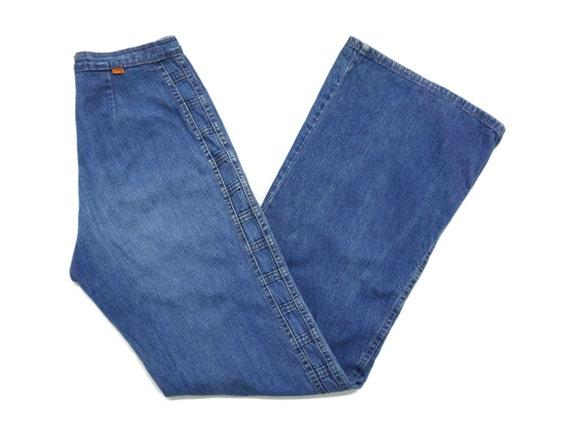 Levis Jeans W28xL34.5 70s 80s Levis Flare Denim Je