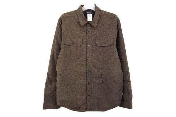Patagonia Jacket Vintage Patagonia Button Jacket M