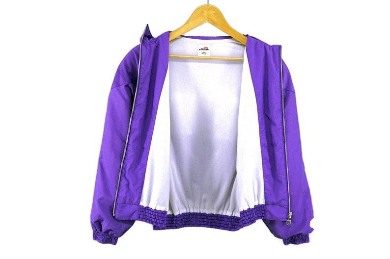 Ellesse Jacket Ladies JASPO LWomen/'s Size M Vintage Ellesse Activewear Ellesse Lostile Sportivo