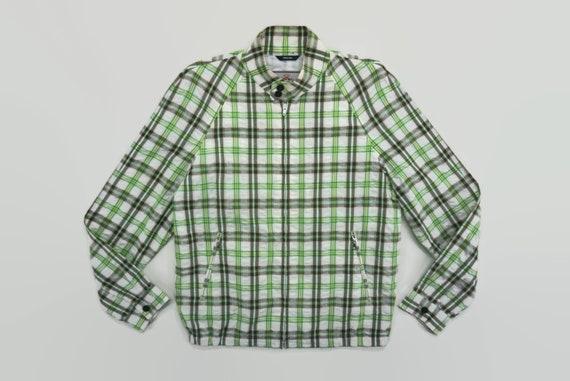 Baracuta Jacket Mens Size M Baracuta England Check