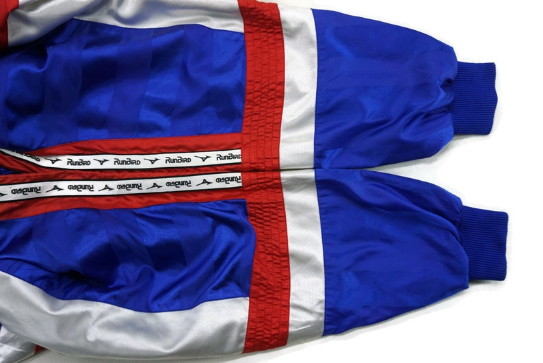 Mizuno Windbreaker Mens Size L Vintage Mizuno Jacket Runbird by Mizuno Vintage Tennis Running Activewear Jacket