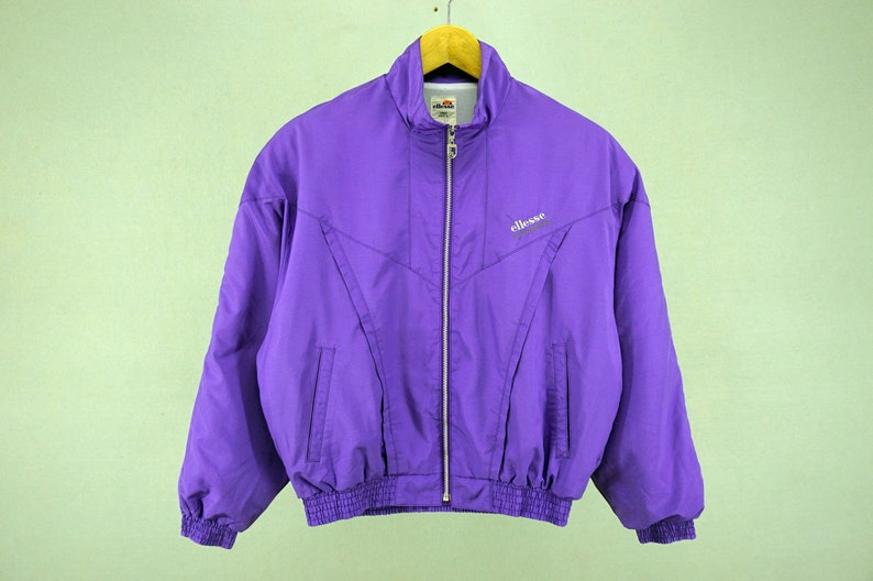 8c6e65dd Ellesse Jacket Ladies JASPO L Vintage Ellesse Activewear Ellesse Lostile  Sportivo