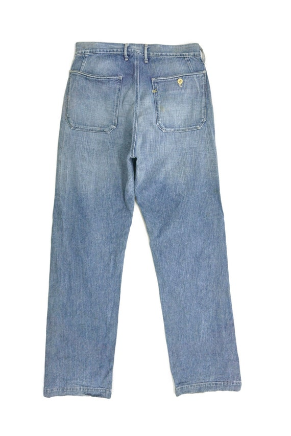 """45Rpm Jeans Size 31"""" 45Rpm Ripped Jeans Japanese … - image 3"""