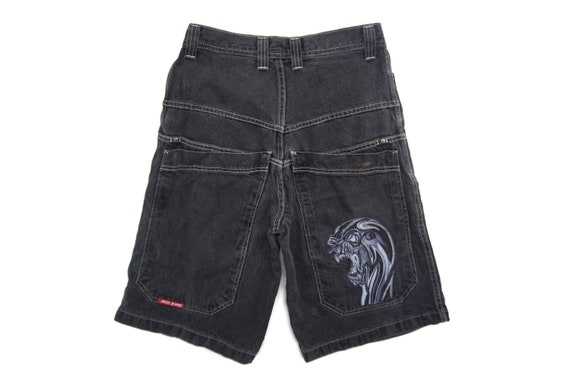 JNCO Jeans Size 29 W30 Vintage Jnco Short Denim Je