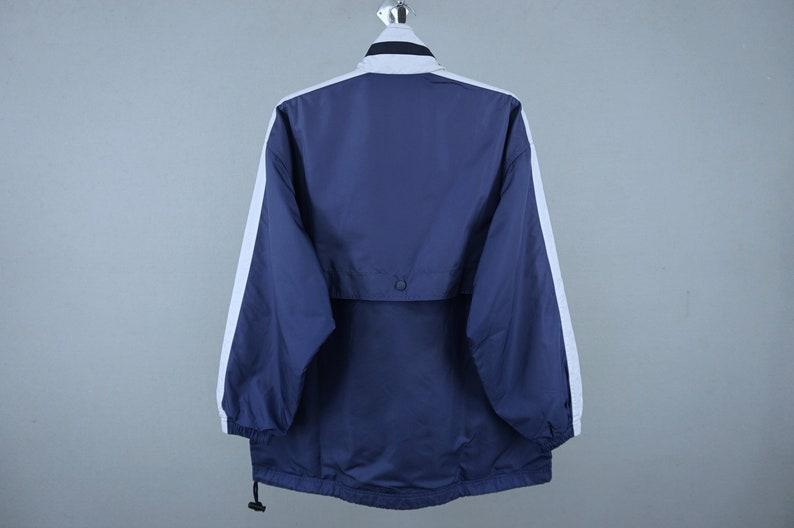 Sergio Tacchini Jacket Men/'s Size XL Vintage Sergio Tacchini  Activewear Sergio Tacchini Zip Up-Down Training Jacket