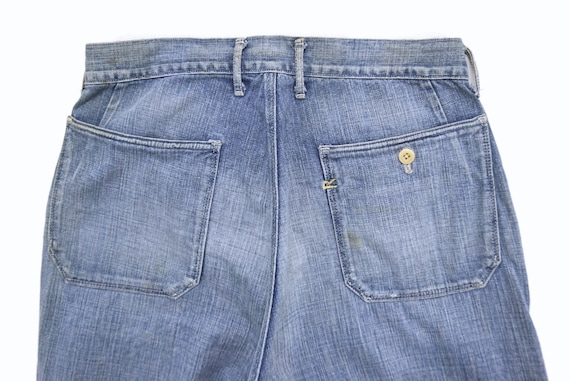 """45Rpm Jeans Size 31"""" 45Rpm Ripped Jeans Japanese … - image 7"""