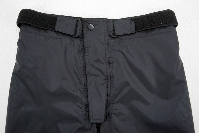 Nankai Pants Size L W31-35xL31.5 Nankai Motorcycle Racing Pants Japanese Motorsport Adjustable Hem Pants