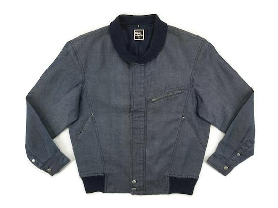 Issey Miyake Jacket Mens Size S 80s Issey Miyake M