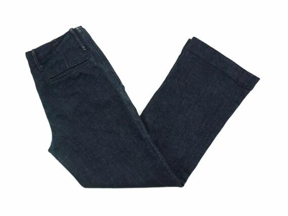 45rpm Pants Size 2 W31xL27 45rpm Indigo Trouser R