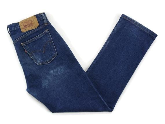 Levis 501 Jeans Size 34 W34xL33 90s Levis 501 Deni