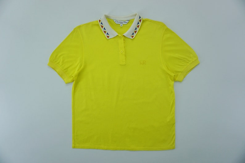 4fba1ef3e Christian Dior Shirt Women's Size M Vintage Christian Dior | Etsy
